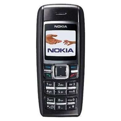 Nokia 1600 phone black