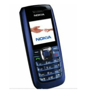 Nokia 2610 Blue Phone
