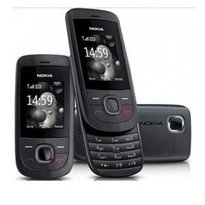 Nokia 2220 Mobile Phone Black