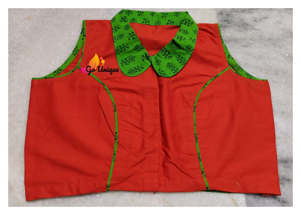 Latest and Trending Blouse back design