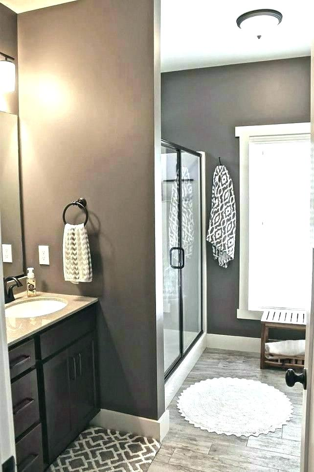 Paint Color For Bathroom Walls