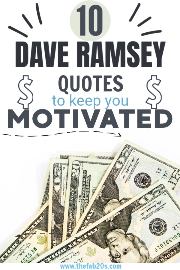 Dave Ramsey Quotes 2