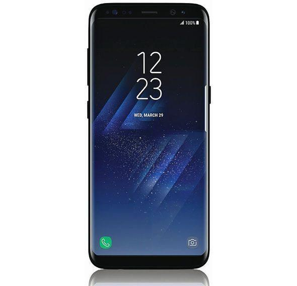 Galaxy Note 8 Display