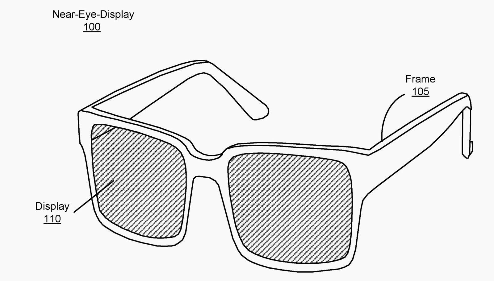 Facebook patents the design for their upcoming VR glass