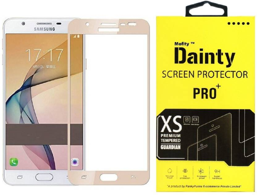 Best screen guard for Galaxy On Nxt-Dainty Screen protector