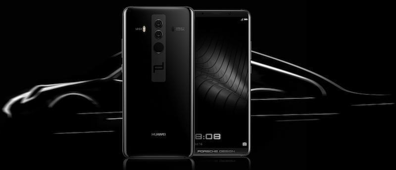 Mate 10 porsche edition Android P 9.0 update