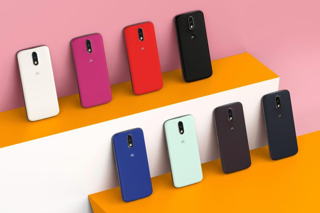 Moto G Series Android O update list