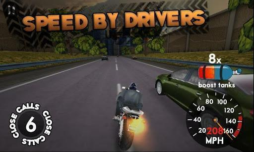 Top Mobile Games-Highway Rider Motorcycle Racer