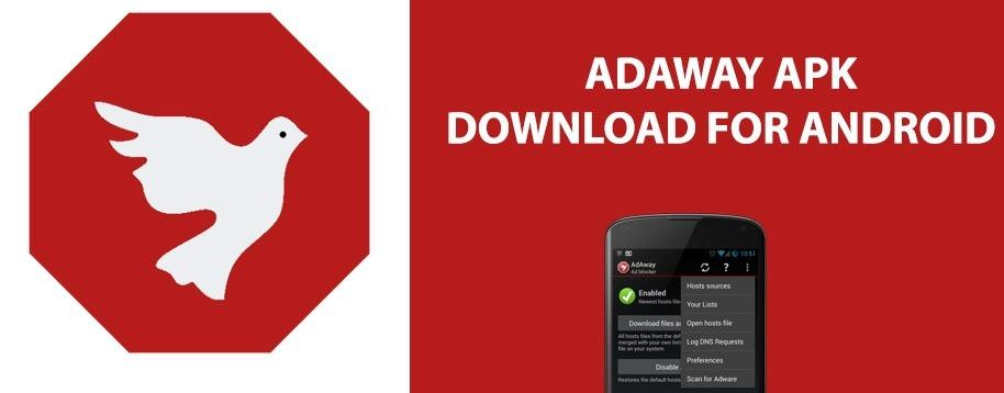 Adaway apk for Android