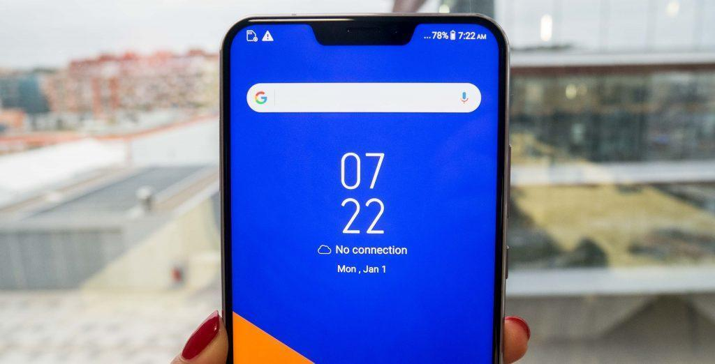 Zenfone 5 With Notch