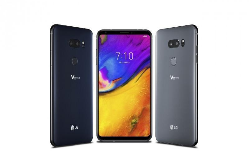 LG V35 Android Pie update