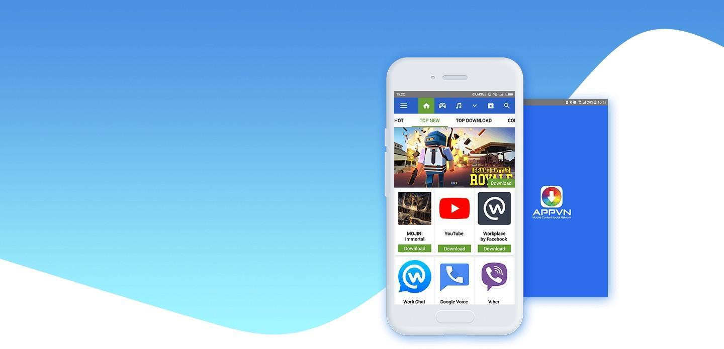 AppVN Android App Store