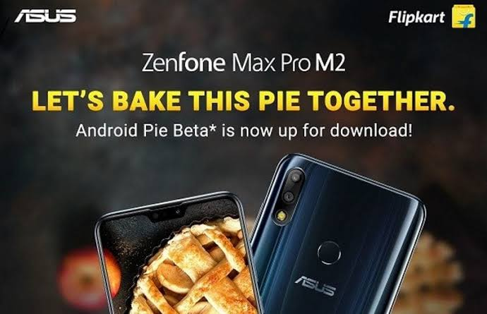 Asus Zenfone Max Pro M2 Android Pie Beta Update