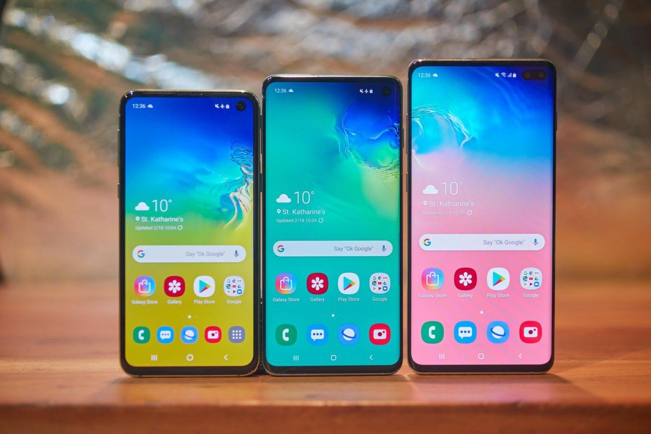 Samsung Galaxy S10 Stock Wallpapers Sounds And Ringtones Download
