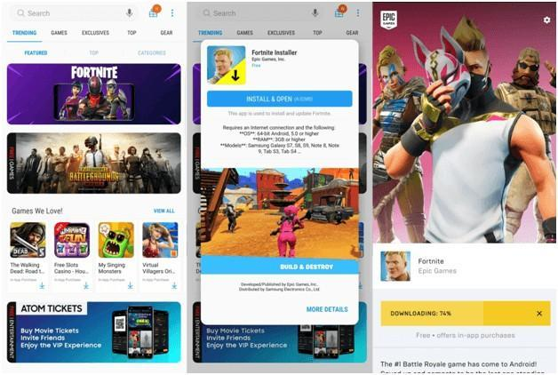 Fortnite Apk – Fortnite combines crafting and construction as well as combative last man standing play, spanning multiple gaming genres.