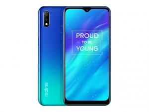 Realme 3 Front and back