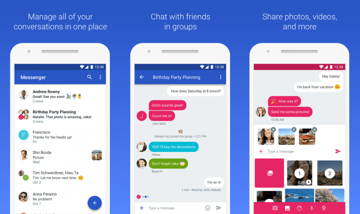 Google-android-messages