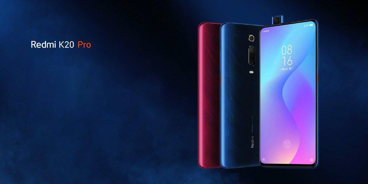 Redmi K20 Pro in All Color Options
