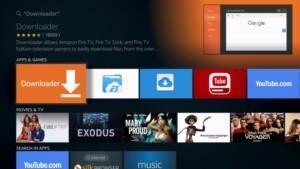 Android TV downloader