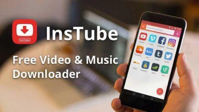 InsTube - Best Video Downloader App for YouTube
