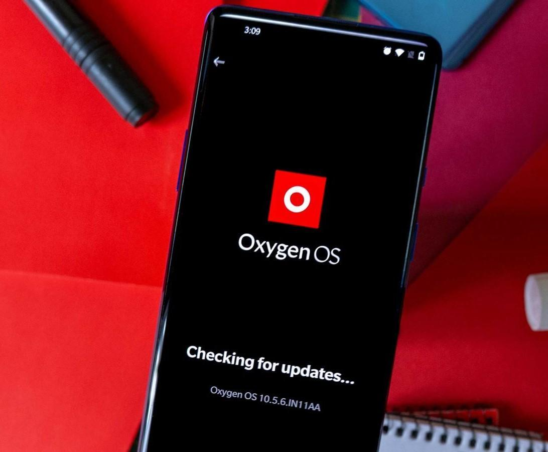 OnePlus Nord update