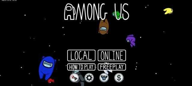 Among Us Gameplay local online how to play freeplay