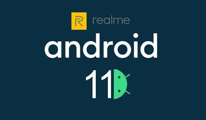 Realme Android 11 update
