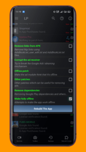 Modding an Android app