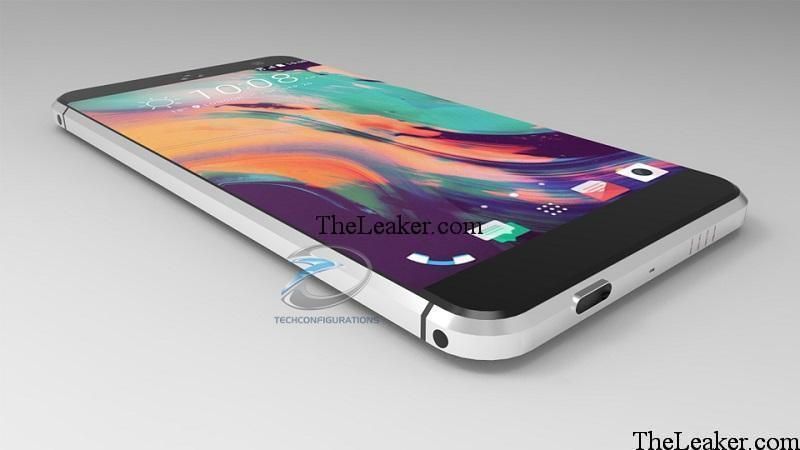 HTC U Play renders