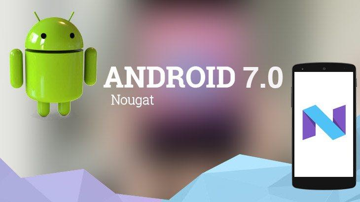 Android Nougat 7.0 MiUi 9