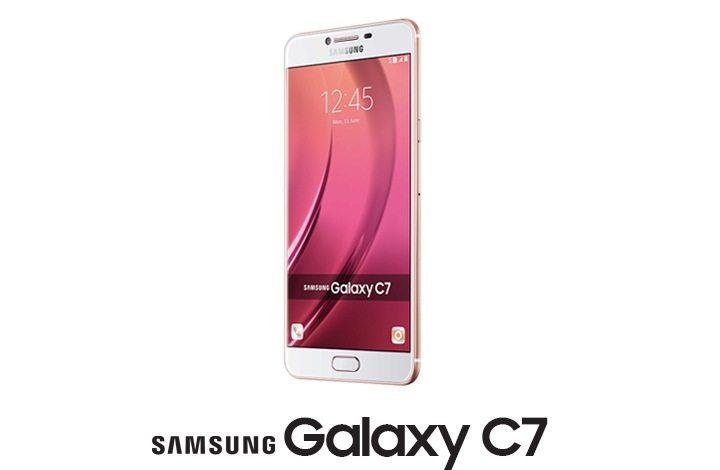 Samsung Galaxy C Series Android 8.0 O 'Oreo' Update list