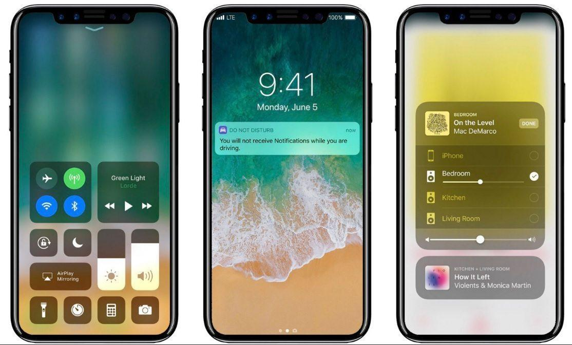 Apple iPhone 8 images