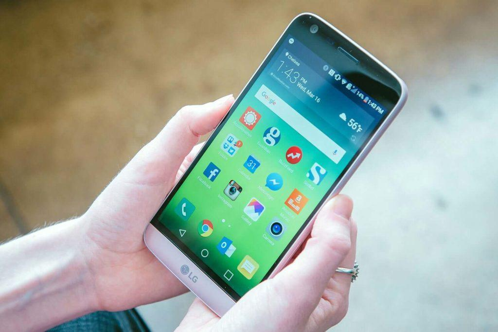LG G5 Android 8.0 O update