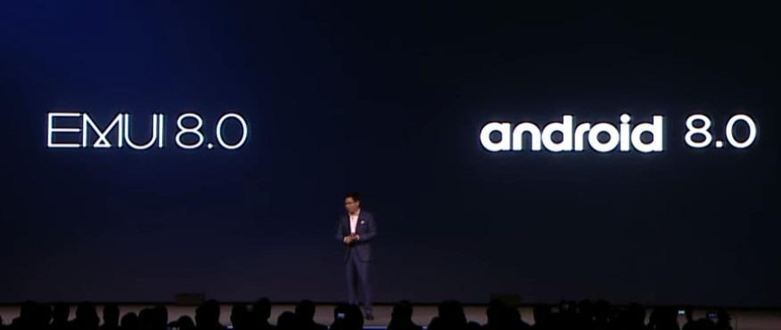 EMUI 8.0 Android 8.0