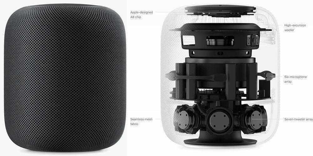 Inside the Apple HomePod