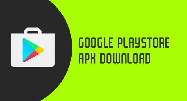 Play Store download APK