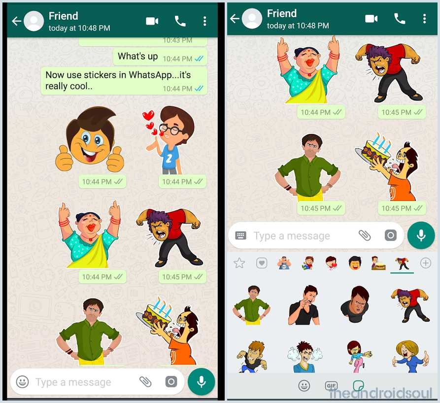 32 Amazing Whatsapp Stickers Pack You Should Check Out