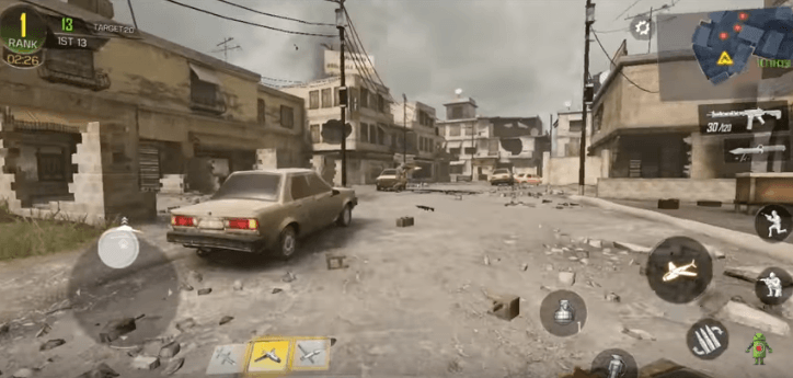 Call of duty Android
