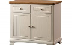 Small Sideboard with Drawers