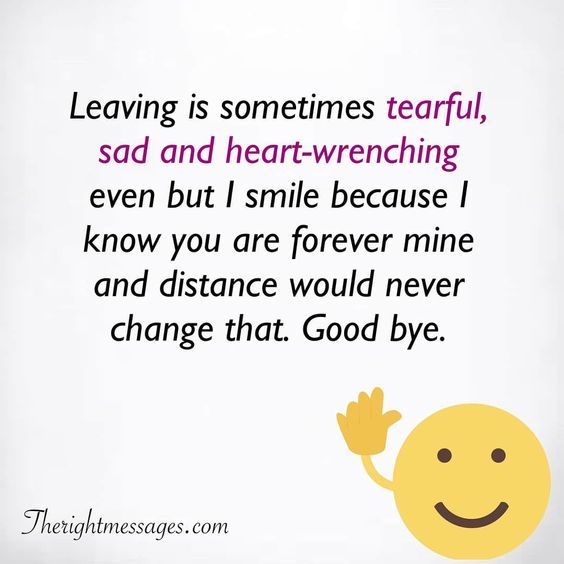 Quotes On Farewell 3