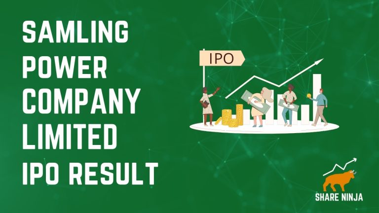 Samling Power Company IPO result date