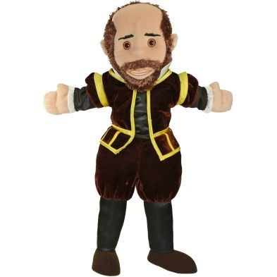 puppet play with shakespeare hand puppet by the puppet company