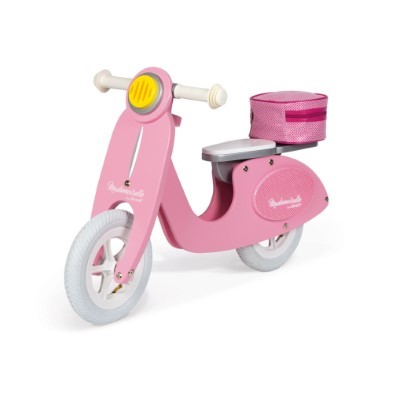 Janod Madamoiselle Pink Scooter