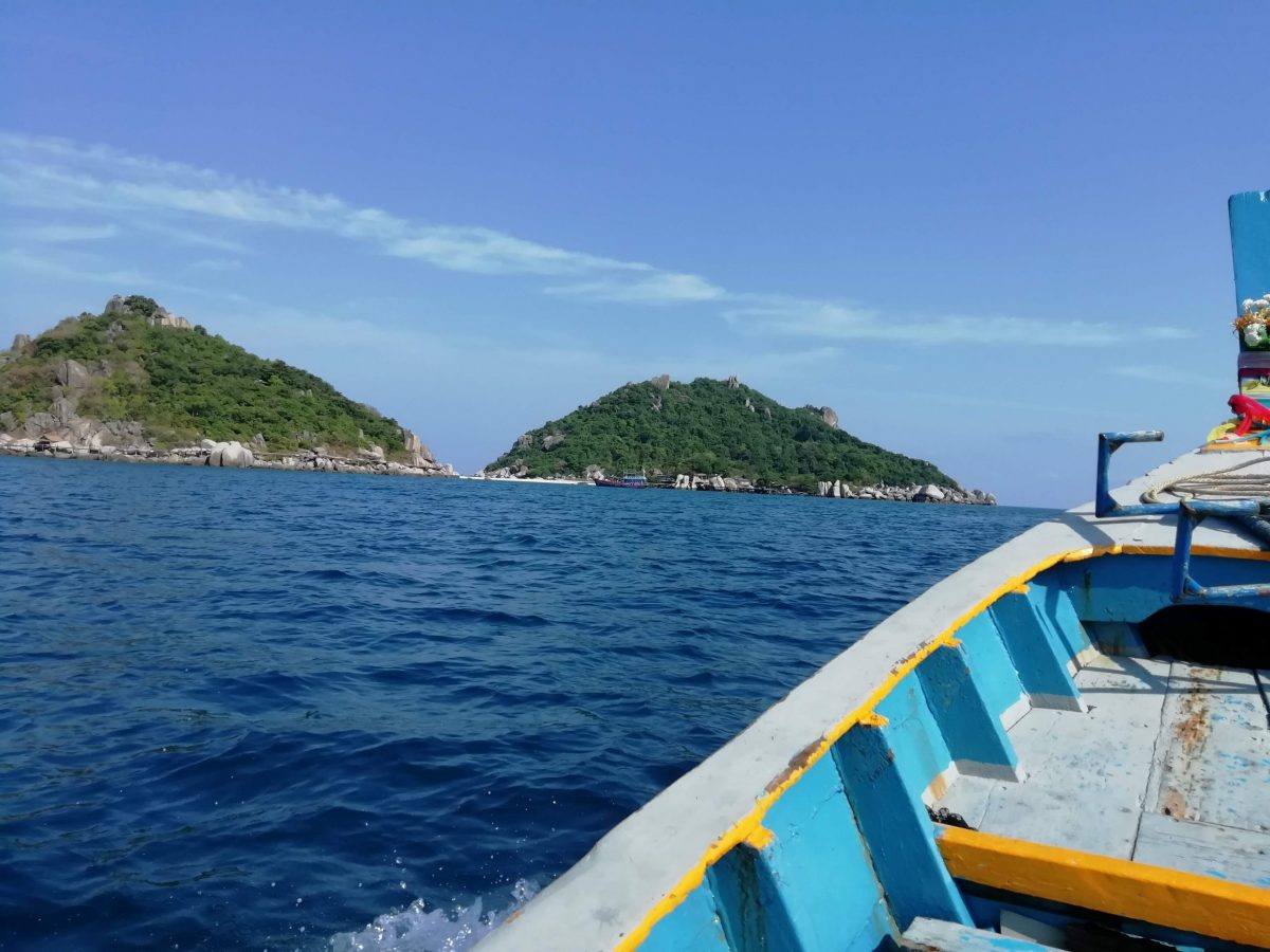 You are currently viewing Thailand's Gulf Islands   How to get to Koh Tao, Koh Phangan & Koh Samui