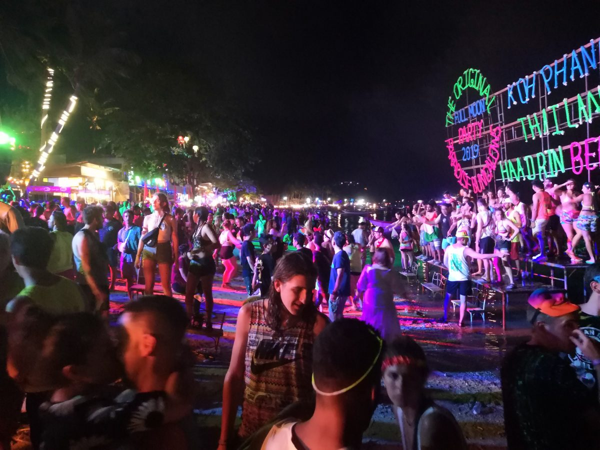You are currently viewing Koh Phangan Thailand | A guide to the best Full Moon Party