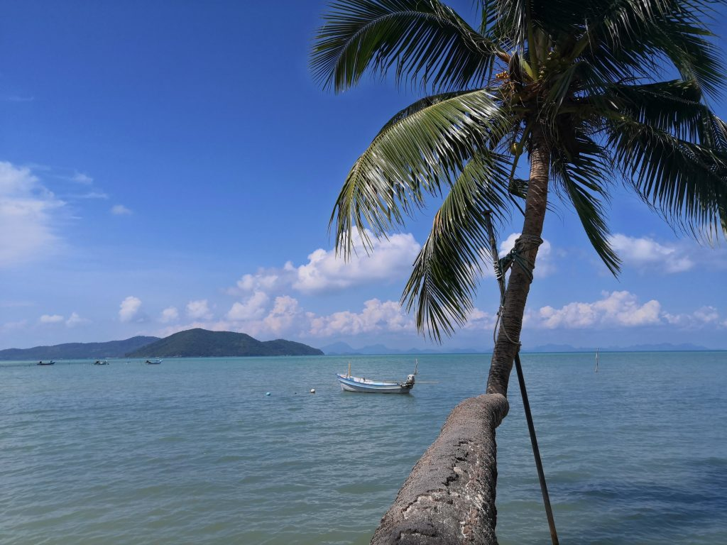 Koh Samui South of Thailand Things to do Thong Krut away from pier The Travel Deck