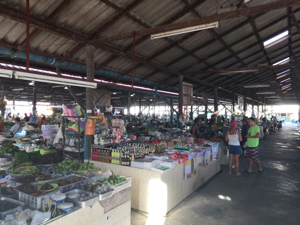 Koh Samui South of Thailand Mae Things To Do Nam Fresh Market The Travel Deck