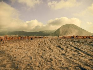 Read more about the article Trekking to Mount Bromo & Sunrise Viewpoint Without a Tour in Java Indonesia