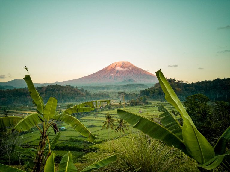 Amed & East Bali Things To Do Bukit Cinta view of Mount Agung The Travel Deck