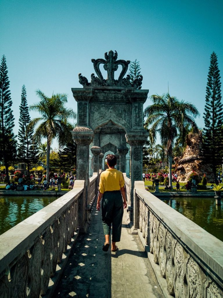 What to See Along the Way from Ubud to Amed Ujung Water Palace The Travel Deck